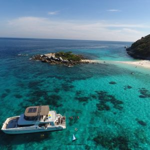 Sunset Cruise with Snorkeling in Maithon and Racha Island